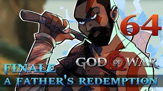 [FINALE | 64] A Father's Redemption (Let's Play God of War [2018] w/ GaLm)