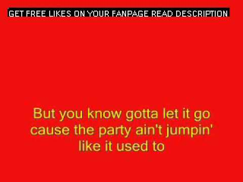 Let it burn - Usher (Lyrics)