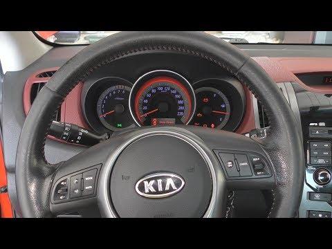 Kia Cerato 2.0 2010 - Двигатель троит