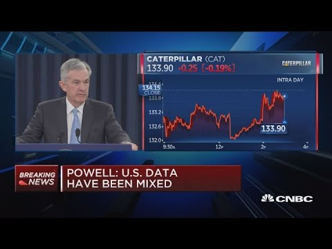 Jerome Powell: Financial stability vulnerabilities are not high enough