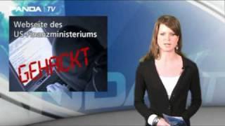 PandaTV #42 - Mariposa-Hintermänner, Infizierte Liebesgrüße, US-Finanzministerium gehackt