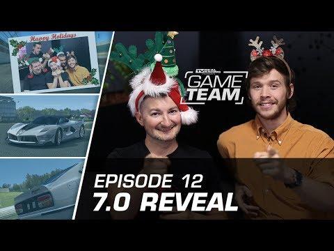 Real Racing TV Game Team 12 - 7.0 Reveal