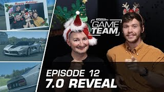 Real Racing TV Game Team 12 - 7.0 Reveal