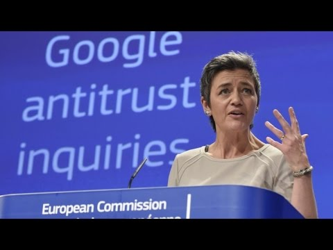 Google abuses its Android dominance | Europe's Antitrust Authorities