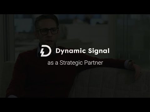 Dynamic Signal as a Strategic Partner