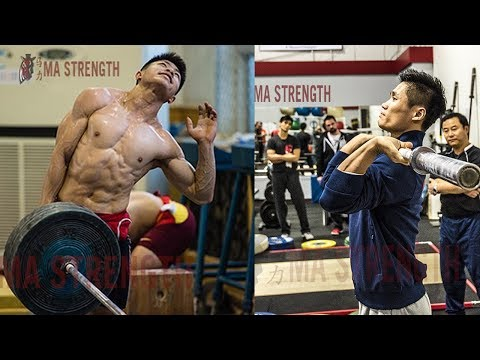 Chinese Weightlifting Technique | Part 3