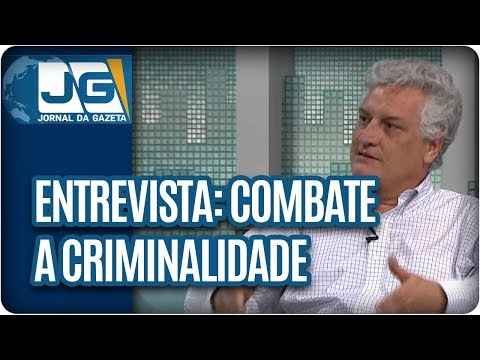 Rodolpho Gamberini entrevista Oscar Vilhena Vieira, dir. Direito/FGV, sobre combate à criminalidade