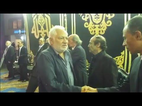 «العدل والصريطي» في عزاء المخرج محمد راضي  - 20:20-2017 / 10 / 14