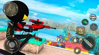 Stickman Battle Simulator 3D ▶️Android iOS GamePlay HD | Android iOS Games 2017 |AwesomeActionGames