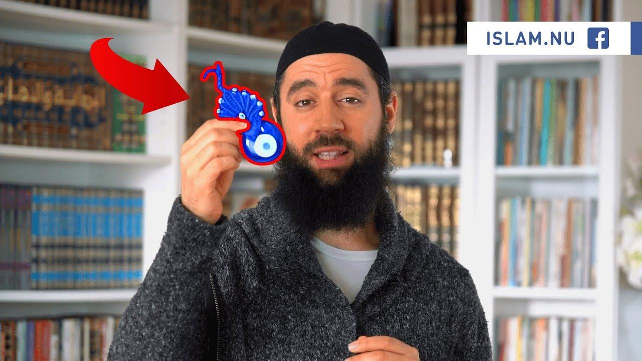Är amuletter tillåtna i Islam?