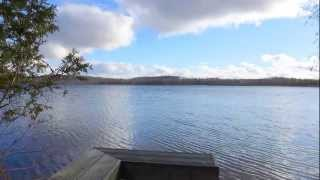 Caledon, Ontario - Cottage on Private Lake - Needs Finishing - For Sale