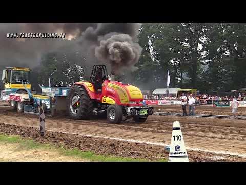 TractorpullingTV HD - 4500kg Supersport - Harskamp 2019