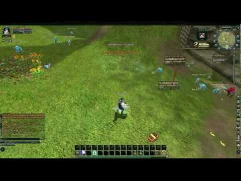 Обзор на MMORPG Blood and Soul..mp4