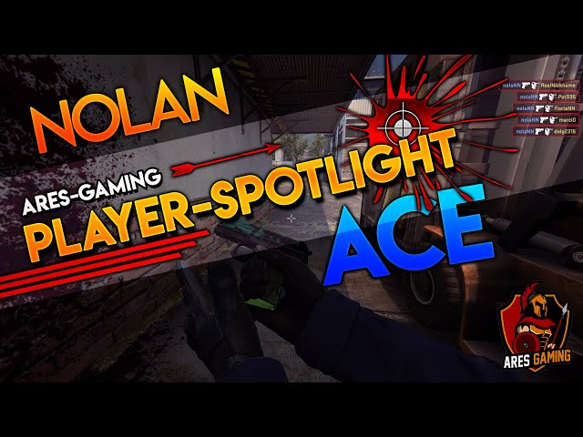 Player-Spotlight: nolaN SICK p2000 PISTOL-ACE [CS:GO] by ares-gaming