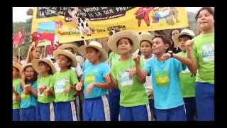Sumersemilla Reto : Caurto y Quinto son arrieros ( LiceoColombia .TV)