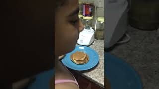 How to cook pancake part 3