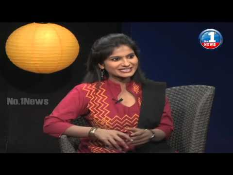 DHARANI with Costume Designer Niharika May 17   No 1News