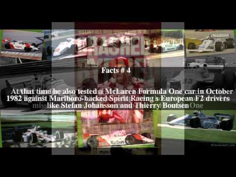 Tommy Byrne (racing driver) Top # 8 Facts