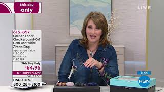 HSN | Colleen Lopez Gemstone Jewelry 02.07.2019 - 05 PM