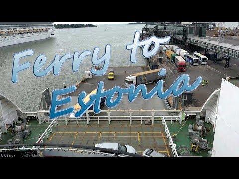 From Helsinki to Tallinn by Ferry - Estonia HD Travel Channel