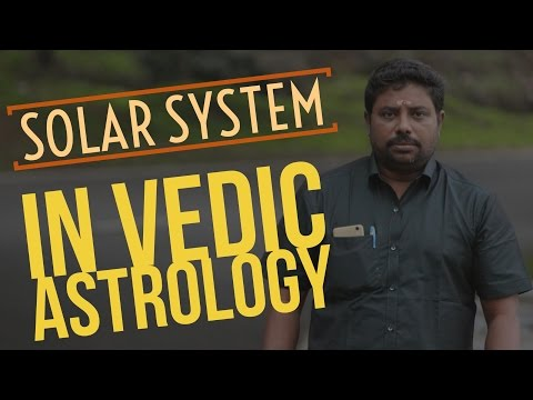 Solar System #5 in Astrology by DINDIGUL P CHINNARAJ ASTROLOGER INDIA