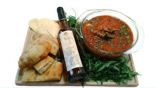 СОЛЯНКА БЕЗ ВОДЫ – грузинская кухня