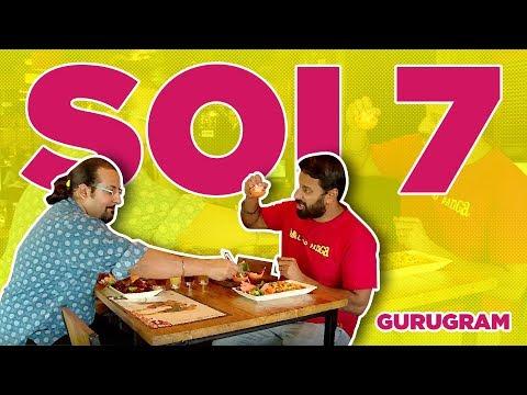 SOI 7 Pub & Brewery   Best Pub In Gurgaon   #rockyandmayur   Indias Best Restaurants