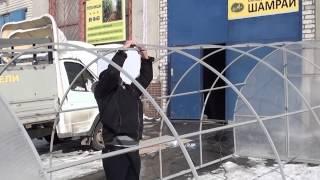 Сборка каркаса теплицы(, 2014-04-07T13:59:45.000Z)