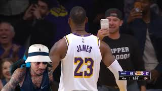 FlightReacts Best Of LeBron James | 2019-20 NBA Season