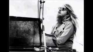 Leon Russell - Shootout On The Plantation, Netherlands 1971