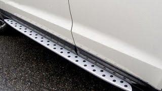 Пороги Hyundai Santa Fe