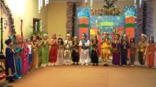 Восточная сказка. Новый год в старшей группе. Детский сад №306 Одесса (вторая часть)(, 2014-10-27T17:50:07.000Z)