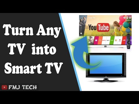 promotion of a smart tv