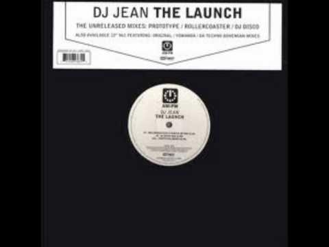 DJ Jean - The Launch (DJ Disco Remix)