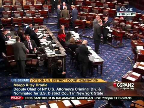 Senate Session 2012-02-27 (17:23:32-18:25:47)