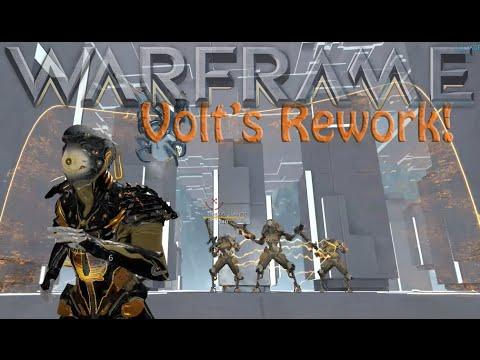 Warframe - Volt Rework Ugh