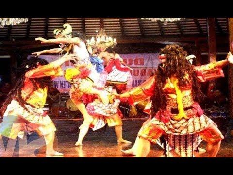 Tari BAMBANGAN CAKIL Dance / Wayang Wong Orang Jawa / Tari Klasik Jawa Tengah [HD]