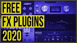 Best Free VST Effects Plugins 2020