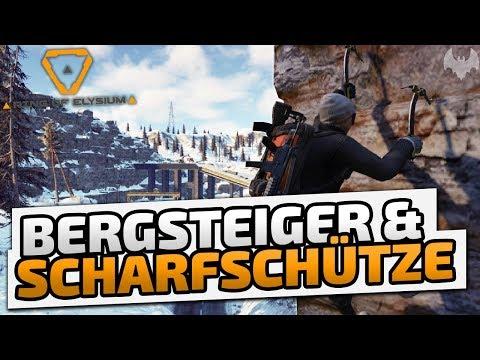 Bergsteiger & Scharfschütze - ♠ Ring of Elysium ♠ - Deutsch German - Dhalucard