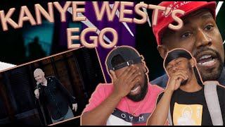 Bill Burr - Your Way Out : Kayne West's ego | REACTION