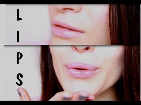 Как увеличить губы член