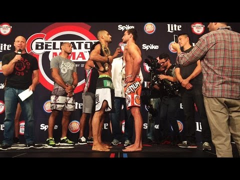 Bellator MMA: Official Lima vs Koreshkov weigh-ins