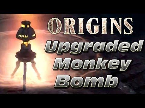 G-Strike Grenades (Upgraded Monkey Bombs) Tutorial - Origins Black Ops 2 Zombies