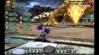 Desert Dragon Nest - Desert Dragon Phase 1 to Phase 4