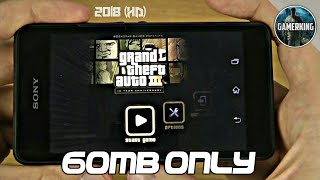   60MB   GTA 3 Lite Download On Android    Apk+Data    All GPU    Proof With Gameplay