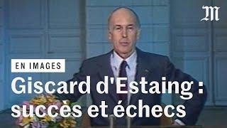 Mort de Valéry Giscard d'Estaing : retour sur sa carrière en images