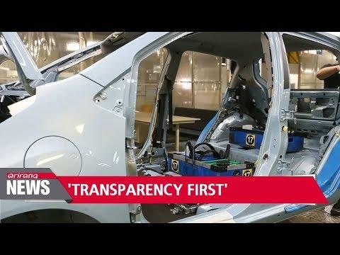 Gov't says automaker should improve biz transparency to receive help