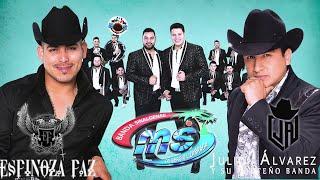 Banda MS - Julion Alvarez - Espinoza Paz Mix Grandes Éxitos