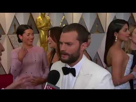 Jamie Dornan – Oscars 2017 Red Carpet Interview