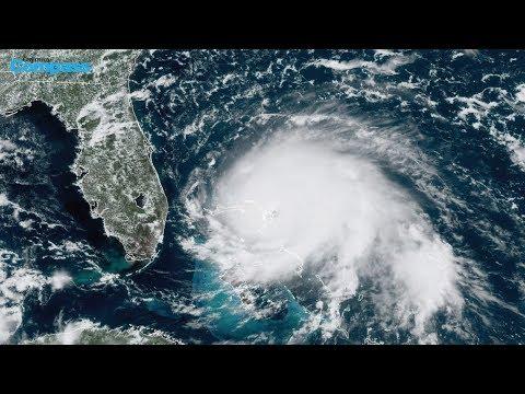 Hurricane Dorian Pummels Bahamas With Category 5 Assault